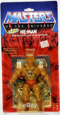 20 Protective Plastic Cases For MOC Carded He Man Masters Of The Universe MOTU