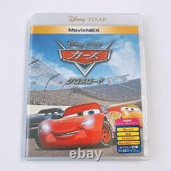 Cars Crossroads Blu-Ray Only With Genuine Case Disney Anime