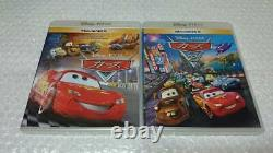 Cars Crossroads Disney Pixar Blu-Ray Outer Case With Genuine Domestic