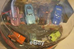 Case of 4 Disney Cars 2 Deluxe Figure Play Set 7 Pc. New In Case