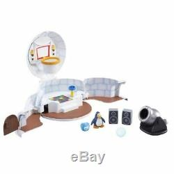 Club Penguin Igloo Playset with Carrying Case
