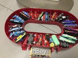 Disney Cars Lot With Case Please Read
