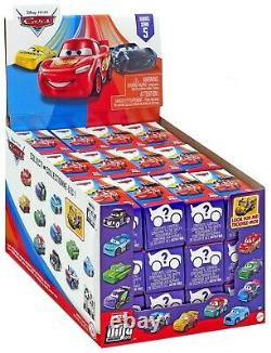 Disney Cars Mini Metal Racers Mystery 36 Count Case Series 5