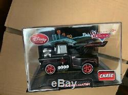Disney Pixar CARS Hot Rod Mater Chase with Case 143 scale