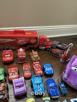 Disney/Pixar CARS Toy Lot View master, Cars, Dominos, Books, Carrying Case