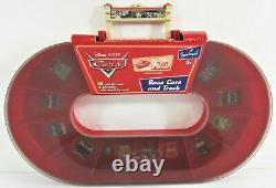 Disney Pixar CARS Track & Portable Case Combo, Holds up to 16 Vehicles