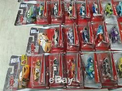 Disney Pixar Cars 24 Cars Motor Speedway of the South Race Piston Cup Full Case