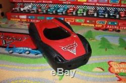 Disney Pixar Cars 2 Racer Carrying Case with 13 Diecast Vehicles