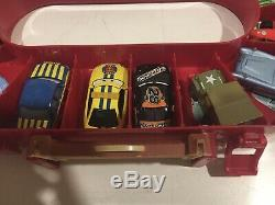 Disney Pixar Cars Carry Case and 16 Diecast 155 Scale Disney Cars and Book
