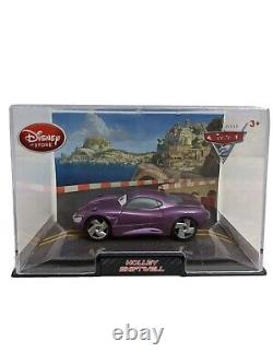 Disney Pixar Cars Holley Shiftwell Diecast In Case 143 Scale From Disney Store