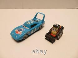 Disney Pixar Cars Lot of 15 from 1st Original Series & Oval Track Carry Case