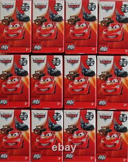 Disney Pixar Cars Mini Racers 2021 Complete Set of 12 From the G Case See list