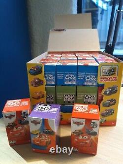 Disney Pixar Cars Mini Racers Variety Series Case Of 36 Different Blind Boxes