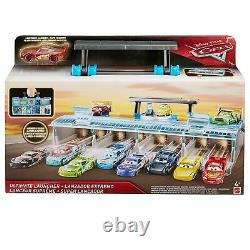 Disney Pixar Cars Ultimate Launcher Carry Case With Lightning McQueen