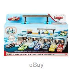 Disney Pixar Cars Ultimate Launcher and Carry Case NEW