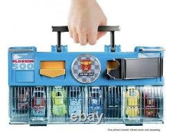 Disney/Pixar Cars Ultimate Launcher and Carrying Case