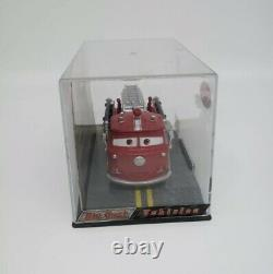 Disney Pixar Cars Wasabi Mater and Red Fire Truck 143 New In Case