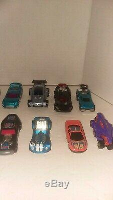 Disney Pixar World Of Cars Storage Case With 62 Diecast Cars