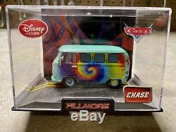 Disney Store CARS Die Cast In Collector Acrylic Case 143 (Lot Of 12) Chase