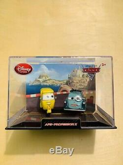 Disney Store CARS Diecast with Collectors Case (Lot of 12)