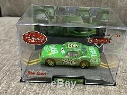 Disney Store Cars 1 Die Cast Collector Case Chick Hicks 143 Scale NEW