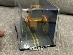 Disney Store Cars 1 Die Cast Collector Case Tractor 143 Scale NEW