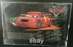 Disney Store Cars 2 Die Cast Collector Long Gee Chase 143 Scale New In Case
