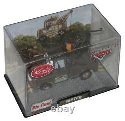 Disney Store Cars Movie Original 1st Series Mater 143 Die-Cast Toy Car with Case