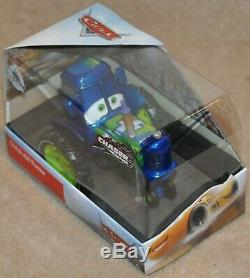 Disney Store Pixar Cars Diecast CLUTCH AID TRACTOR Chaser in Case