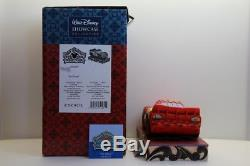 Enesco Disney Traditions Show Case Collection CARS Lightning McQueen Ka-Chow D97