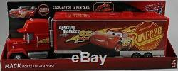 Exclusive Disney Pixar Cars 2 Mack Carry Case. Mattel. Shipping is Free