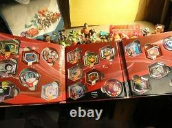 Infinity Disney Characters, Cars, Crystal, Ifinity 3.0 Disc, Portals, Case