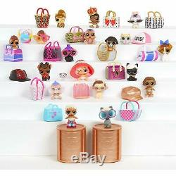 LOL SURPRISE SERIES 5 LILs PETS or SISTERS Makeover series FULL CASE of 24 lil's