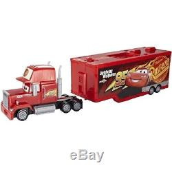 Mattel Disney Pixar Cars 3 Mack Truck Carry Case. Shipping Included