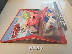 NEW Disney Pixar Cars 2 Movie Super Chase Russian Racer 1 in 4000 Case Fresh NEW