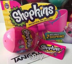 New Join Our Mini Egg Hunt Shopkins Full Case Of 30 Mystery Pack Exclusive Eggs