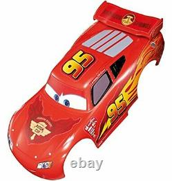 Tomica CARS Big McQueen Case Disney Pixar New free shipping withTracking Japan
